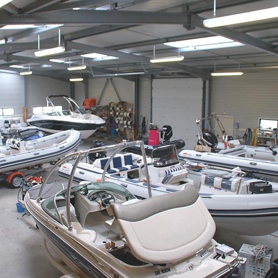 Notre atelier - Agence de Lorient