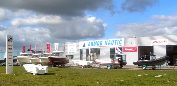ARMOR NAUTIC 6 allée Georges Lacombe - Zone du Guélen, 29000 QUIMPER