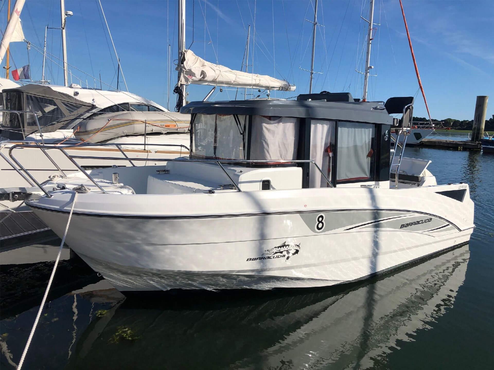 bateau en location à Lorient